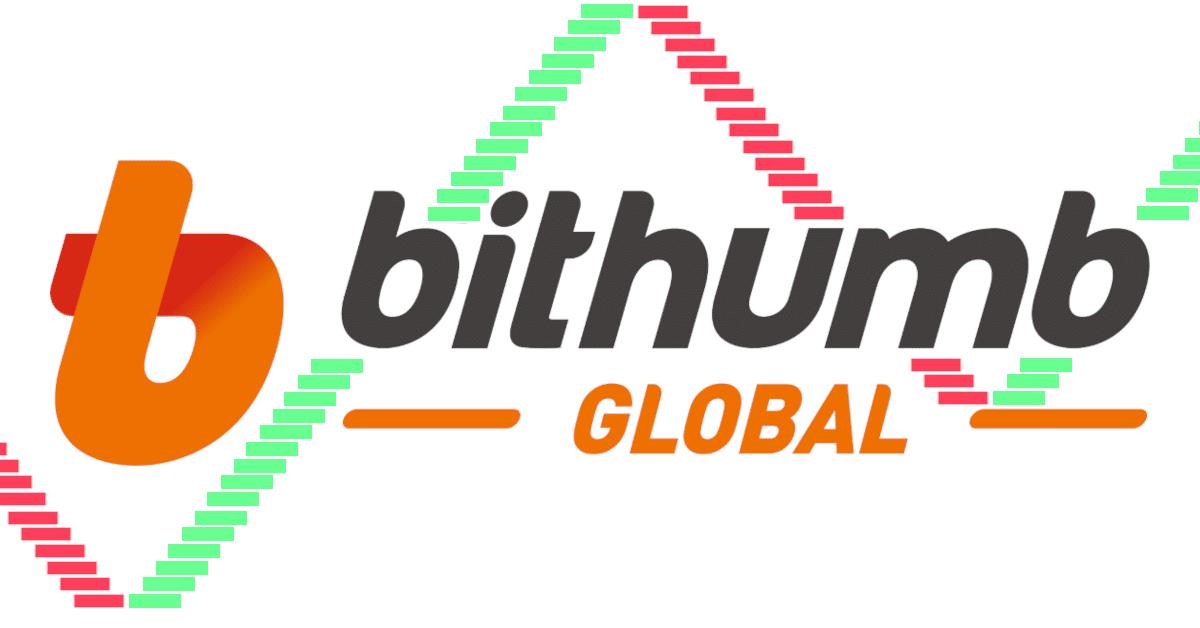 Bithumb Global exchange logo