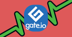 gate.io exchange logo large for featured image