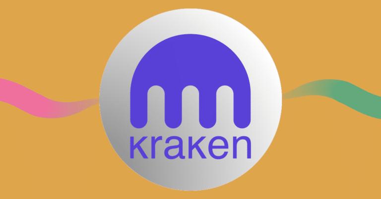 Kraken official logo and design