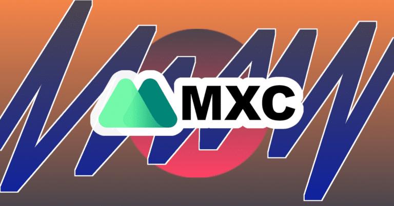 MXC cryptocurrency exchange logo
