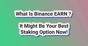 Earn Interest on Binance Earn.