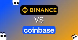 Binance vs. Coinbase image.