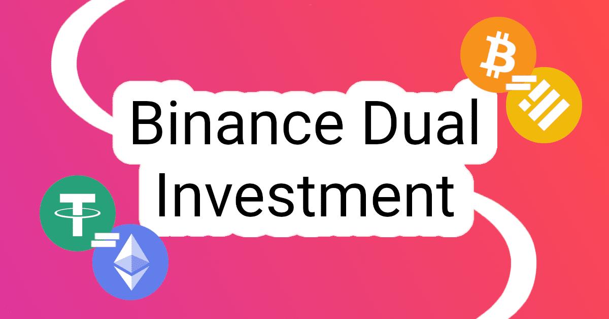 Binance Dual investment image